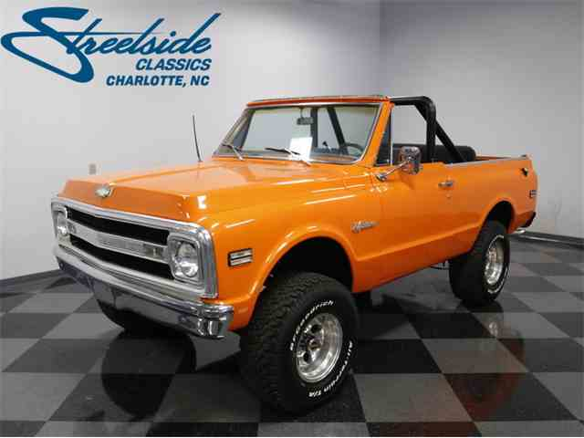 1969 to 1972 chevrolet blazer for sale on for West chevrolet airport motor mile