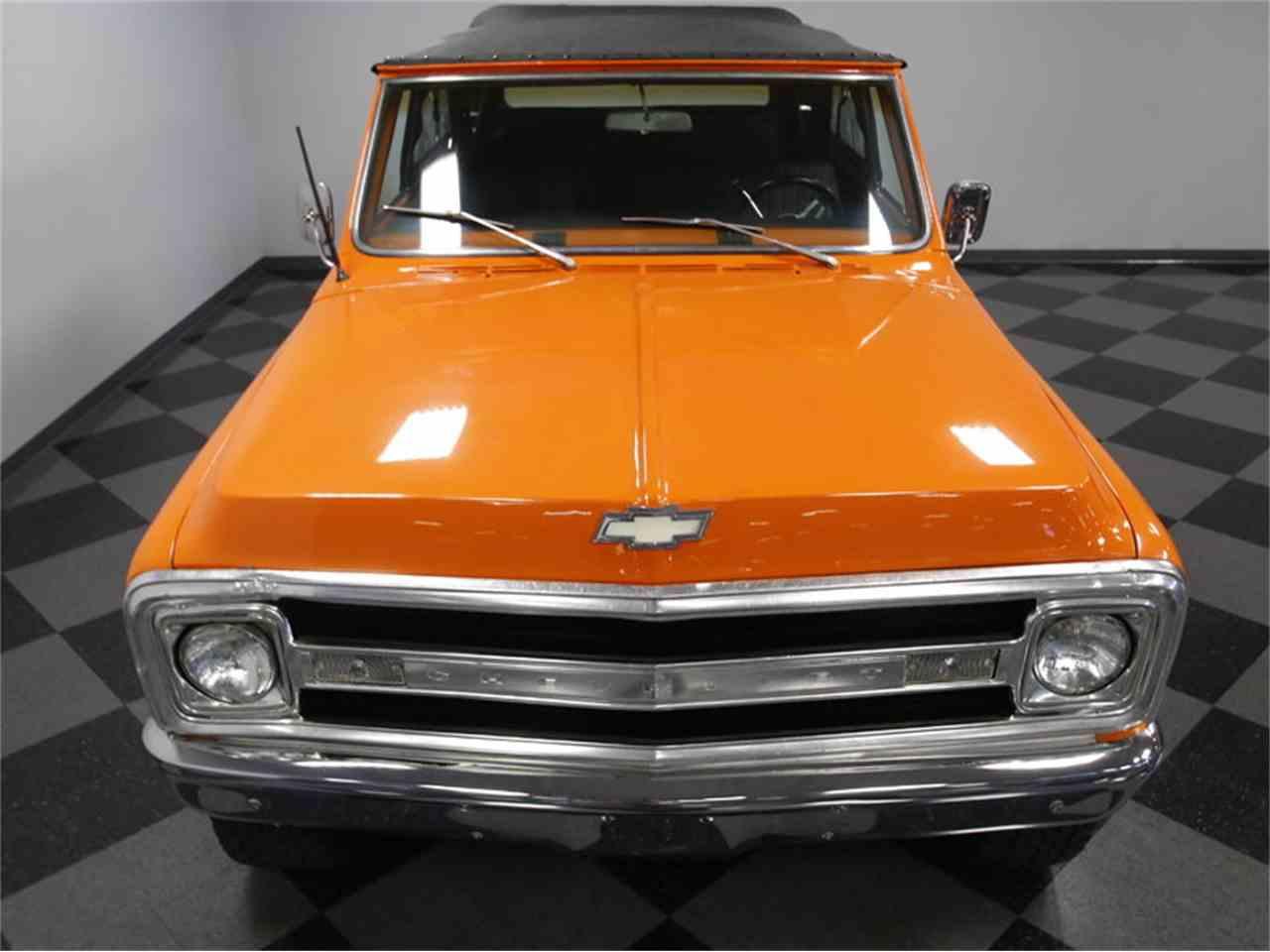 1969 Chevrolet Blazer K5 4X4 for Sale | ClassicCars.com | CC-1024976