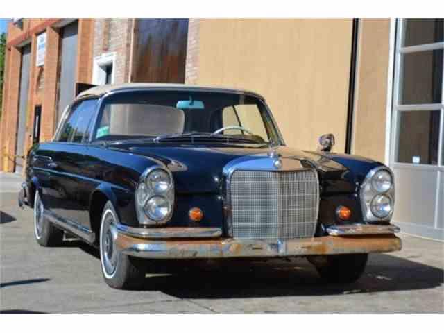 1963 Mercedes-Benz 220SE | 1024979