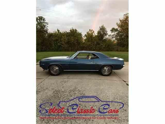 1969 Chevrolet Camaro | 1024982