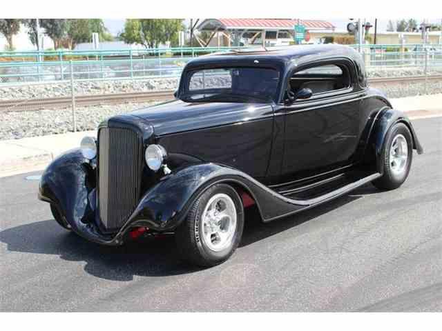 1934 Chevrolet Street Rod | 1024986