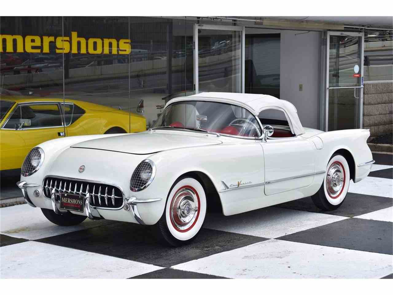 1955 chevrolet corvette for sale cc for Springfield registry of motor vehicles