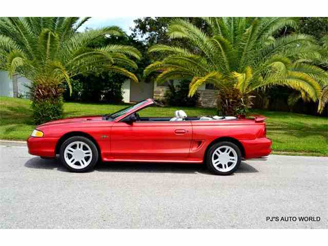 1996 Ford Mustang | 1024996