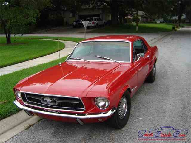 1967 Ford Mustang | 1020005