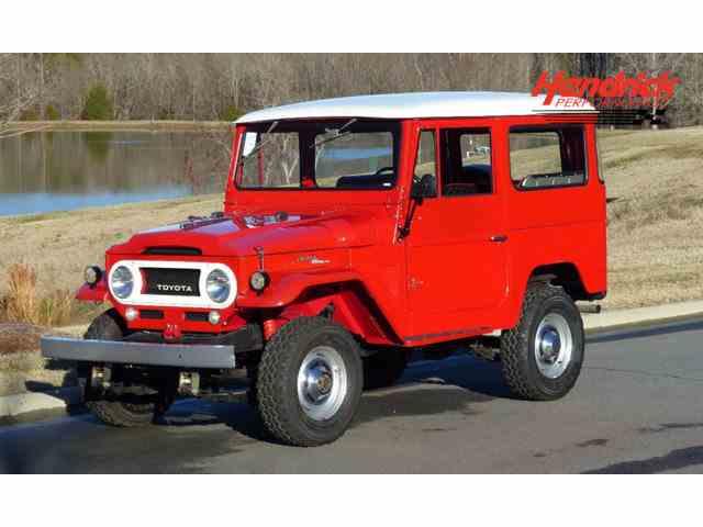 1966 Toyota Land Cruiser FJ | 1020050