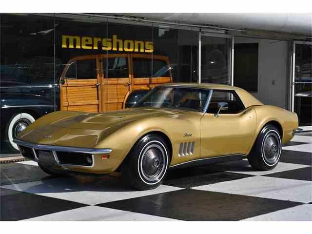 1969 Chevrolet Corvette | 1020500