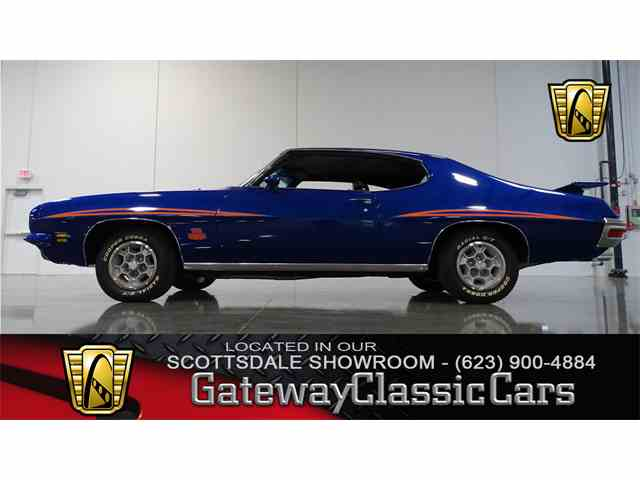 1971 Pontiac GTO | 1025008