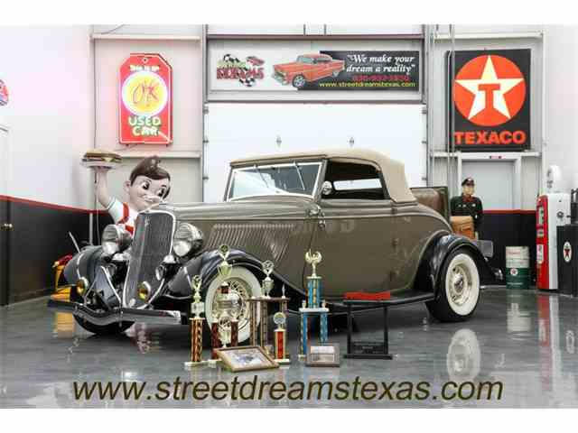 1933 Ford Deluxe | 1025010