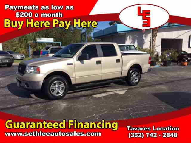 2008 Ford F150   1025017