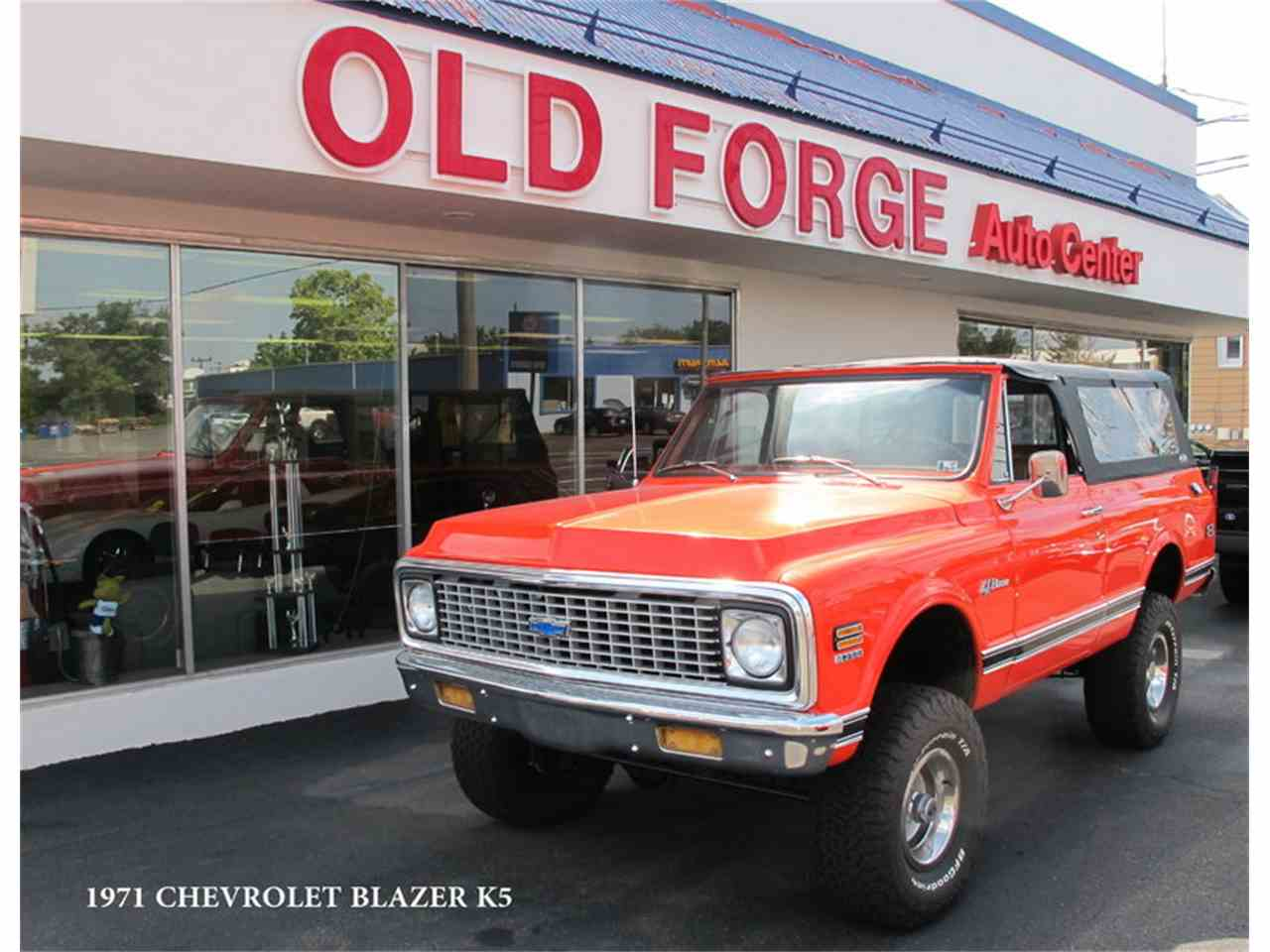 Large Picture of Classic '71 Chevrolet Blazer located in Pennsylvania - $32,900.00 - LVFA