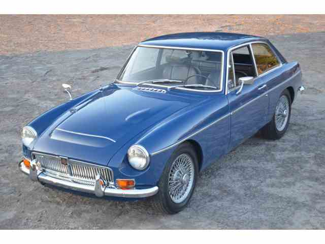 1969 MG MGC | 1025023