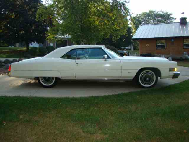 1974 Cadillac Eldorado In Houston Tx: Classic Cars For Sale