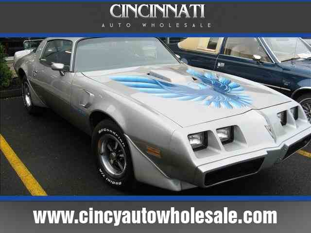 1980 Pontiac Firebird Trans Am | 1020504