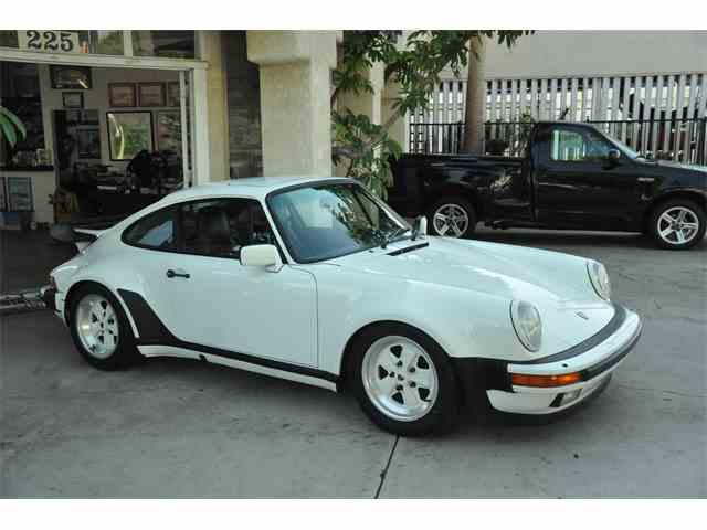1987 Porsche 930 Turbo | 1025041