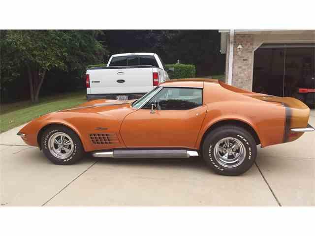 1972 Chevrolet Corvette | 1025047