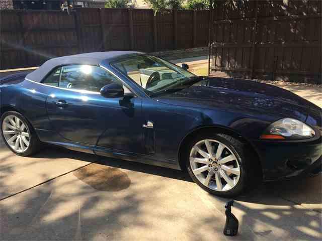 2007 Jaguar XK8 | 1025049