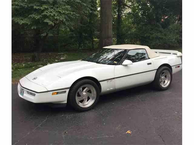 1989 Chevrolet Corvette | 1025051