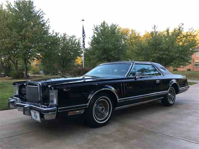 1979 Lincoln Continental Mark V | 1025057