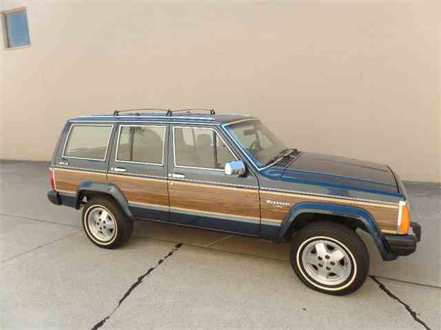 Picture of '88 Wagoneer - LYXZ