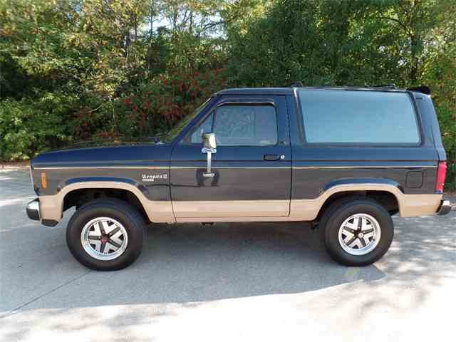 1987 Ford Bronco II | 1025065