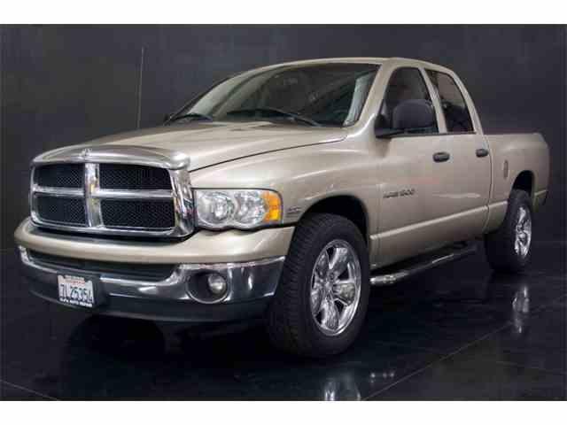 2004 Dodge Ram 1500   1025078