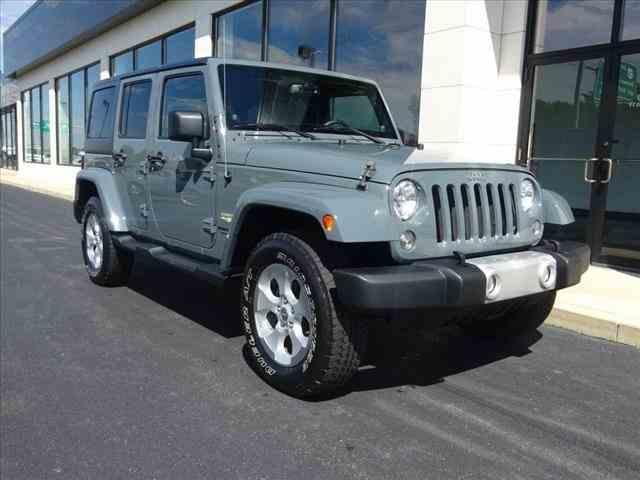 2014 Jeep Wrangler   1025081