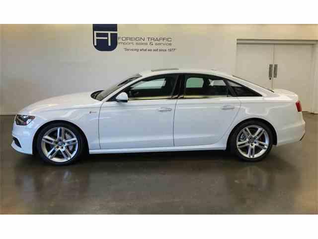 2015 Audi A6 | 1025082