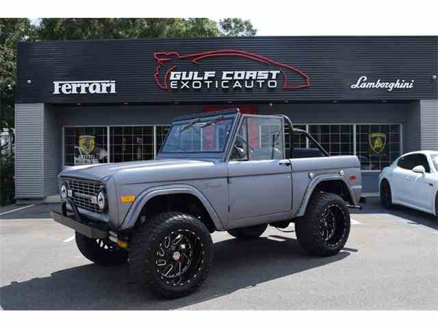 1971 Ford Bronco | 1025083