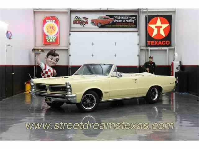 1965 Pontiac GTO   1025088