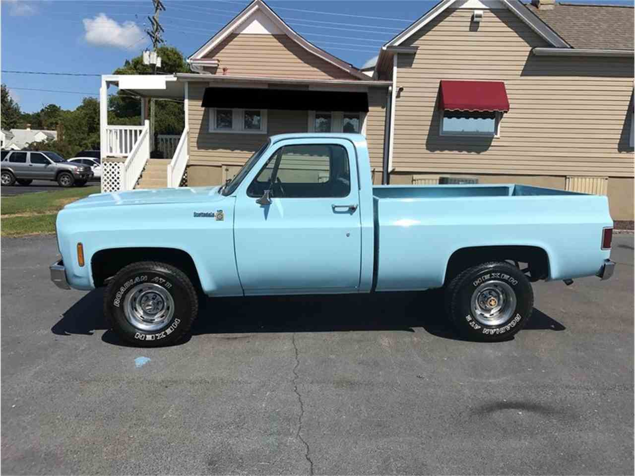 Large Picture of '77 C10 - LVFH
