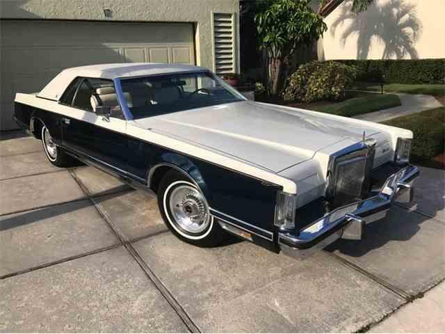 1979 Lincoln Mark V | 1025092