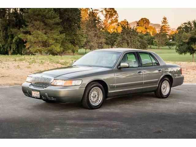 2000 Mercury Grand Marquis   1025095