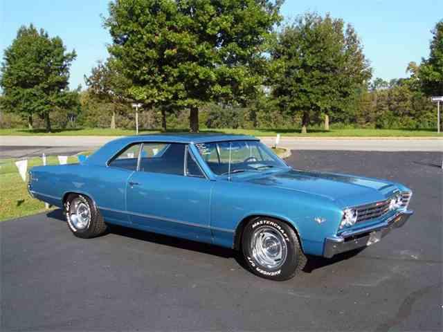 1967 Chevrolet Chevelle | 1025099