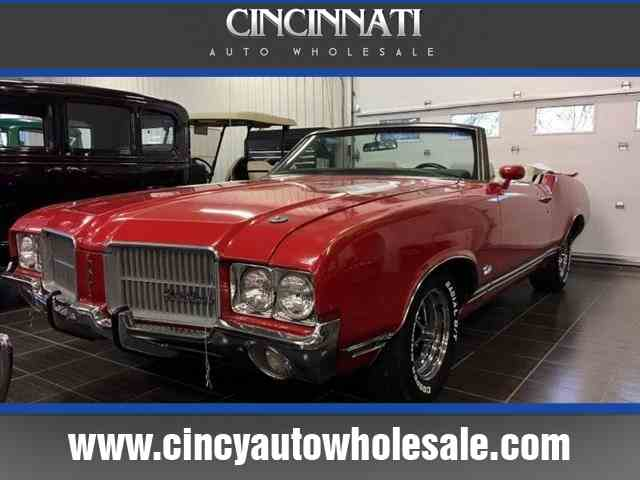1971 Oldsmobile Cutlass | 1020510