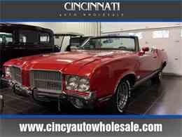 Picture of Classic 1971 Cutlass Offered by Cincinnati Auto Wholesale - LVFI