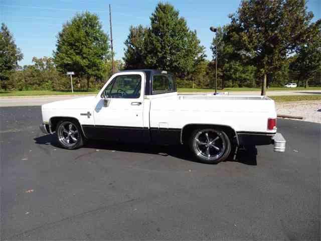 1984 Chevrolet C/K 10   1025100