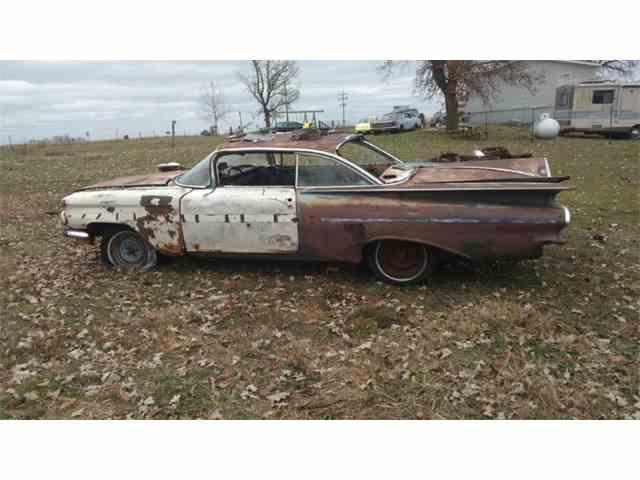 1959 Chevrolet 2-Dr Hardtop | 1025104