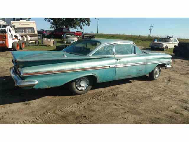 1959 Chevrolet 2-Dr Hardtop | 1025105