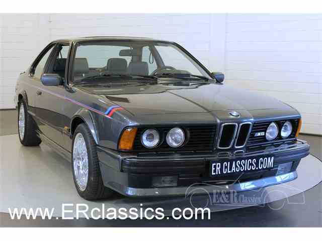 1987 BMW 635csi | 1025108