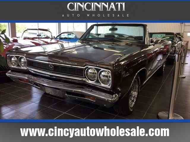 1968 Plymouth Satellite | 1020511
