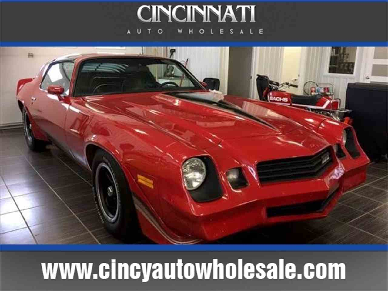 Large Picture of '80 Camaro - LVFL