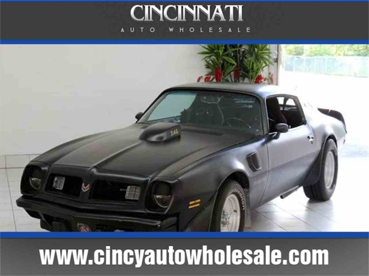 1975 Pontiac Firebird Trans Am for Sale - CC-1020515