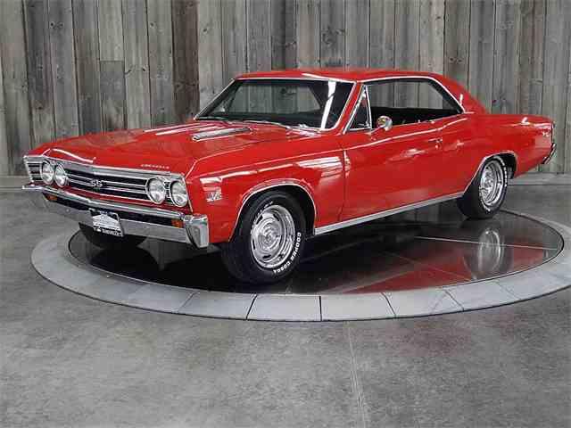 1967 Chevrolet Chevelle | 1020516