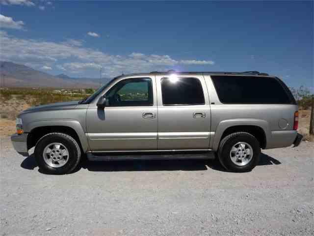 2002 Chevrolet Suburban | 1025228