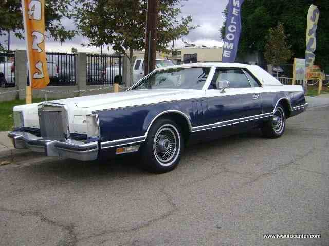 1979 Lincoln Continental | 1025253