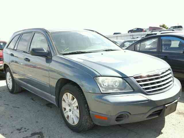 2005 Chrysler Pacifica | 1025254