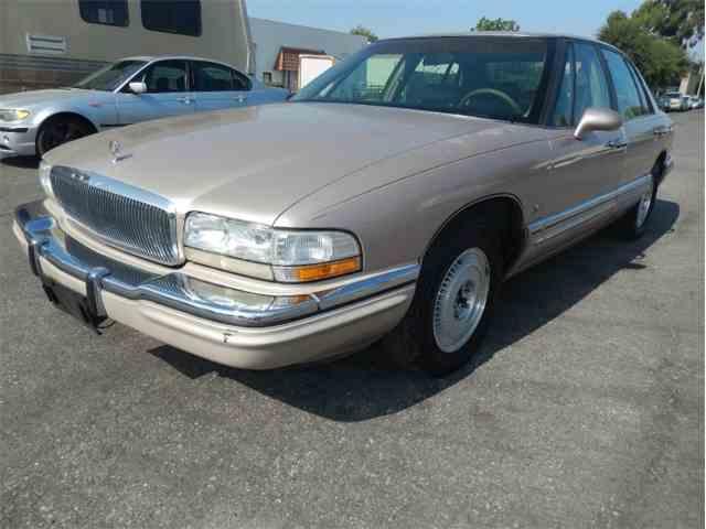 1991 Buick Park Avenue | 1025256
