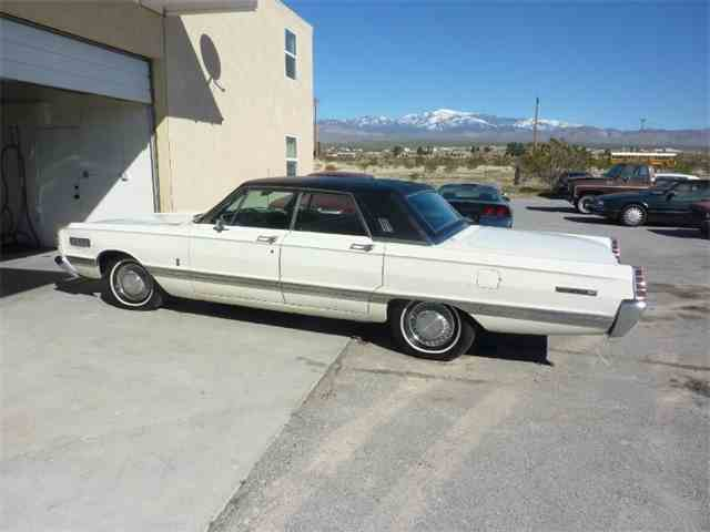 1966 Mercury Park Lane | 1025257