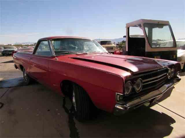 1969 Ford Ranchero | 1025270