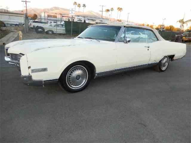 1967 Oldsmobile 98 | 1025272